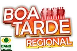 Ola Amigas estarei dia 15 de dezembro na BAND BOA TARDE REGIONAL