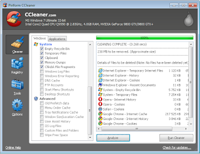 CCleaner 2013 Download CCleaner. screenshot1.png