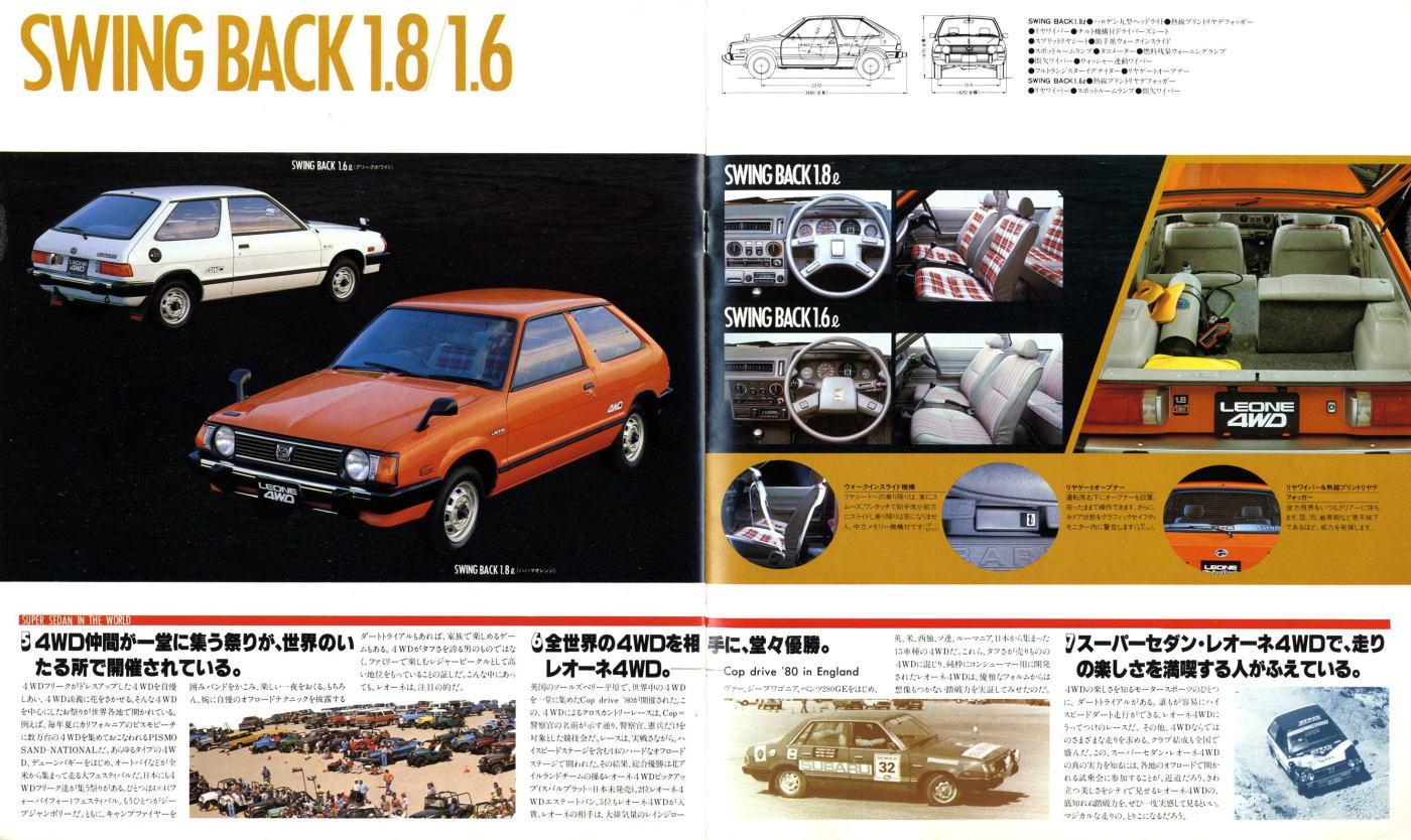 fender mirror, wing, lusterka na błotnikach, mocowane przy błotniku, japoński samochód, motoryzacja z Japonii, JDM, ciekawostki, oryginalne, oldschool, klasyki, nostalgic, stare, klasyczne, modele, dawne, auta, フェンダーミラー, 日本車, Subaru Leone Swingback
