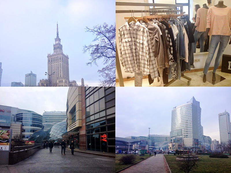 A few hours in Warsaw