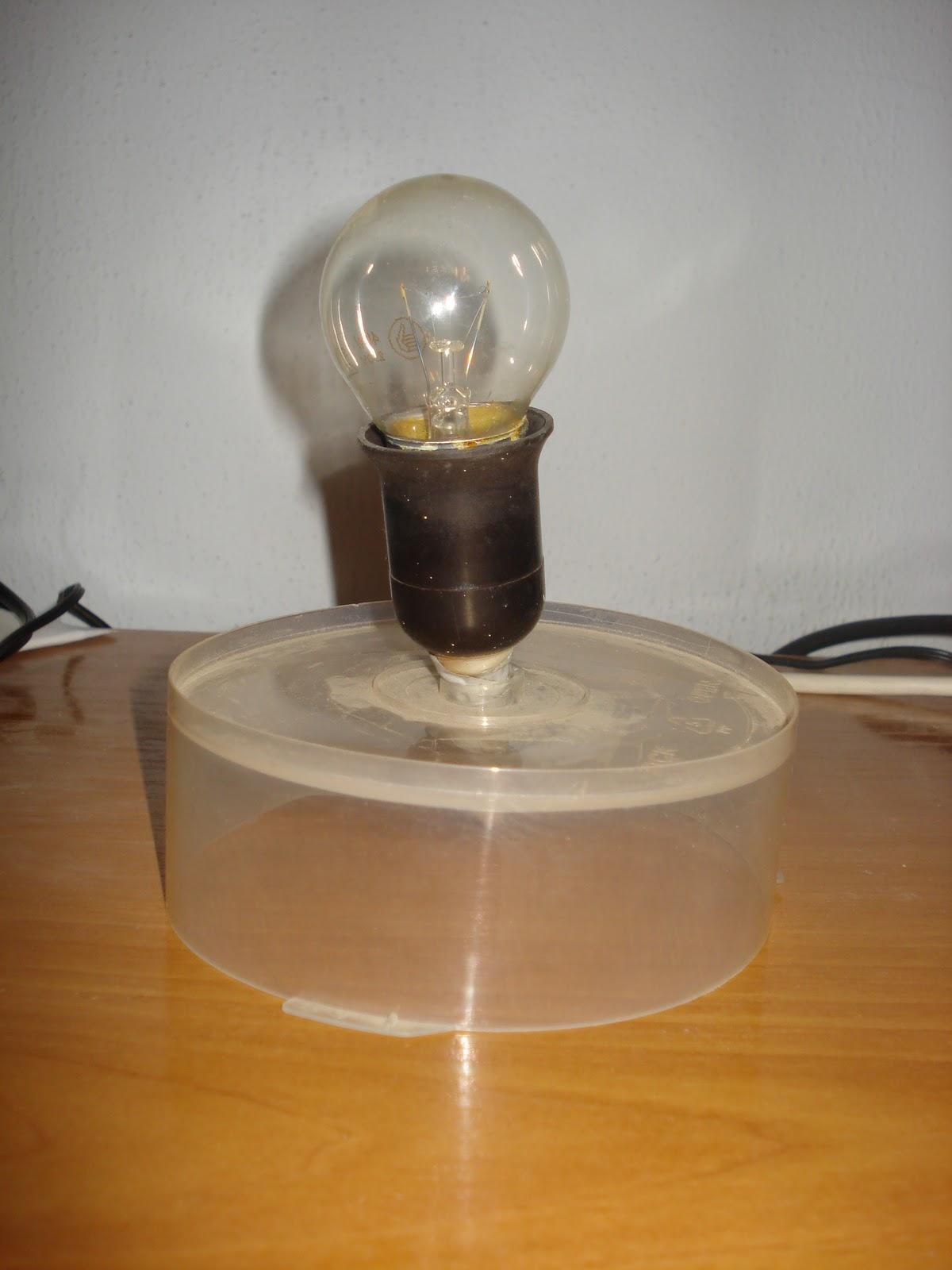 Cosas de ni os como hacer una lampara de mesa - Como hacer una lampara de mesa ...