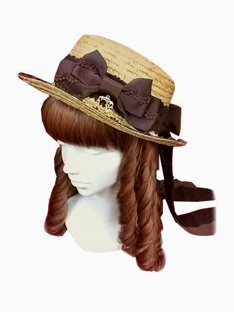 BTSSB - Dorothy's straw hat