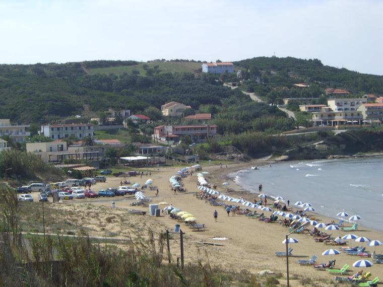 Ag Stefanos NW Corfu