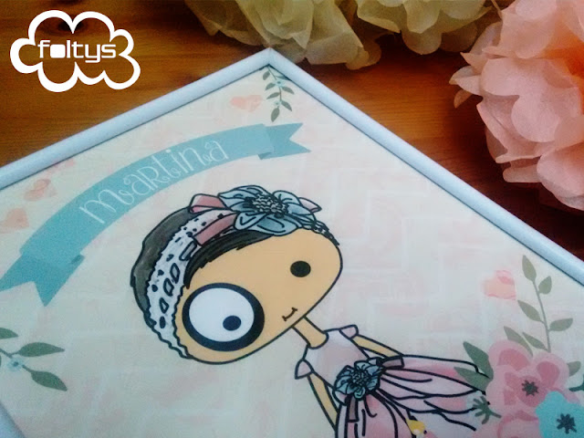 ilustración personalizada | custom illustration foltys vs martina