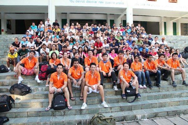 nus mba orientation 2011
