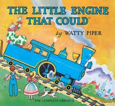 Cover of the little engine that could by watty piper