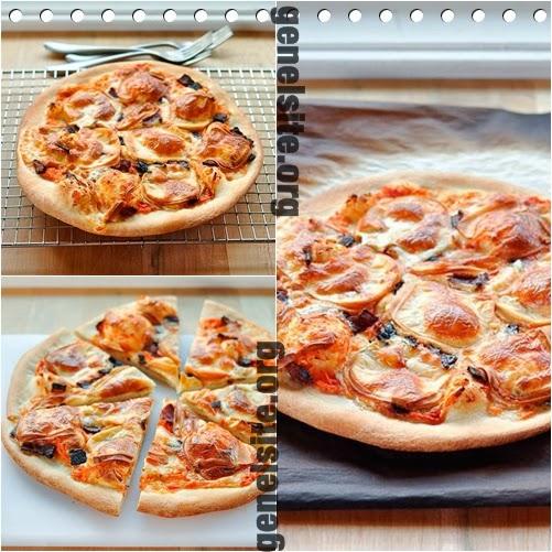 ev yapımı pizza servis