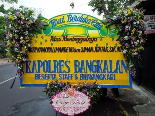 Bunga Papan Duka Cita Surabaya, Karangan Bunga Papan di Surabaya