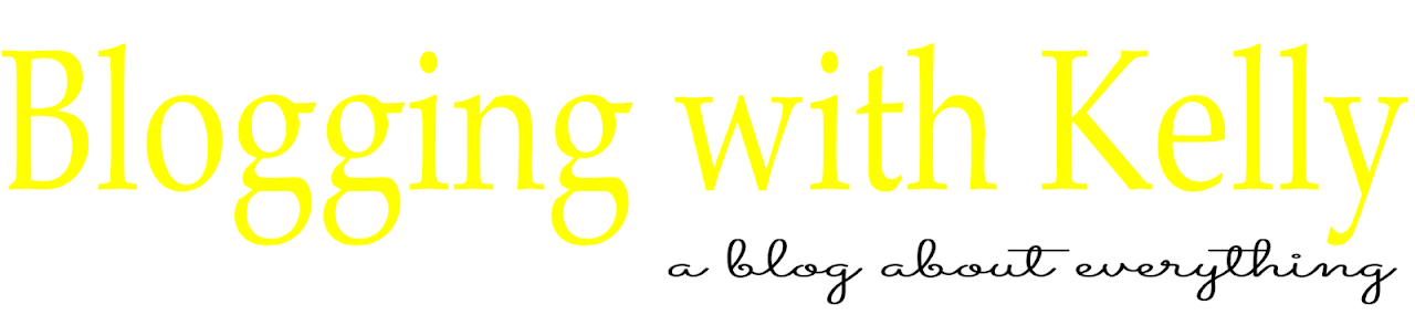 Blogging with Kelly