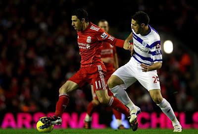 Liverpool 1 - 0 Queens Park Rangers (3)