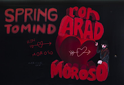 RON ARAD: SPRING TO MIND BY MOROSO