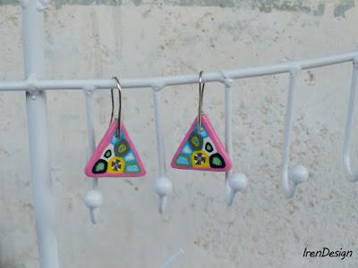 earrings by irendesign handmade