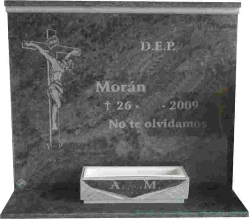 Lapidas arenadas chorro de arena for Marmoleria precios
