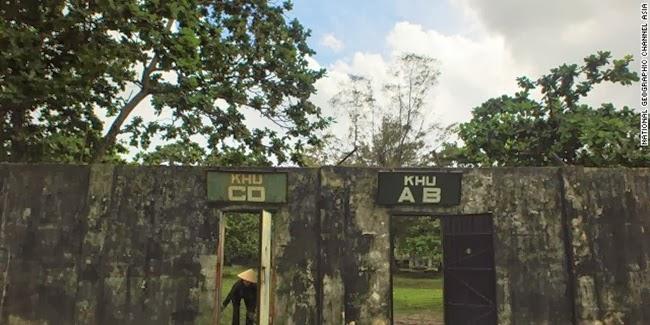 Ph Bin American Prison Camp, Vietnam
