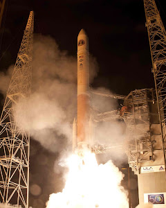 U.S. AIR FORCE SATELLITE LAUNCH