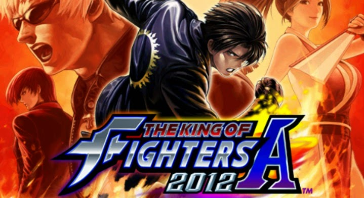 THE KING OF FIGHTERS-A 2012 Gameplay