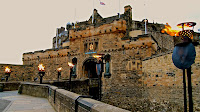 The ghost piper of Edinburgh Castle