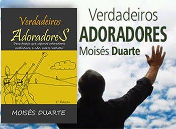 2ª EDIÇÃO VERDADEIROS ADORADORES
