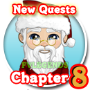 FarmVille Mistletoe Lane Chapter Eighth 8 (VIII) Quests Icon