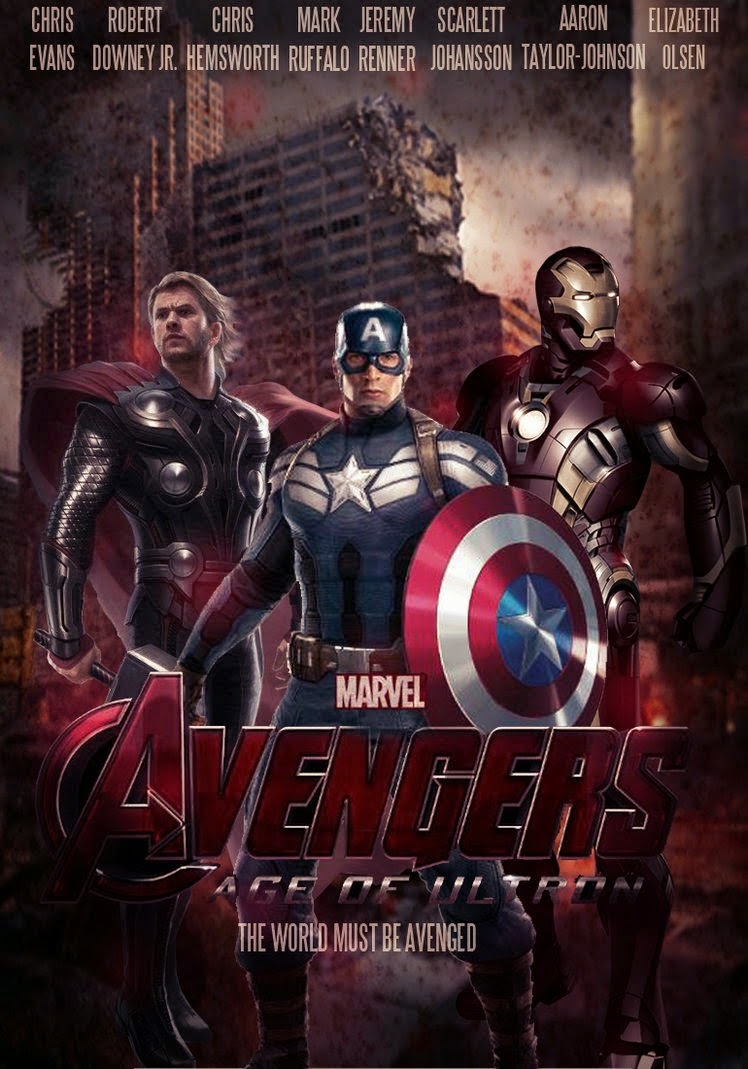 Film The Avengers 2 : Age of Ultron streaming
