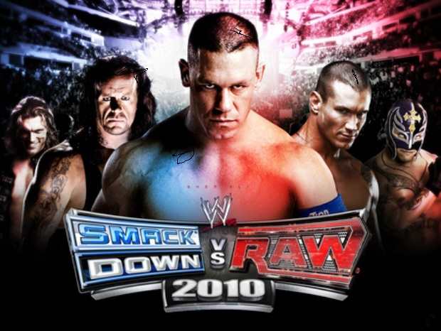 Download Smackdown VS Raw 2010 Full PC Game Setup