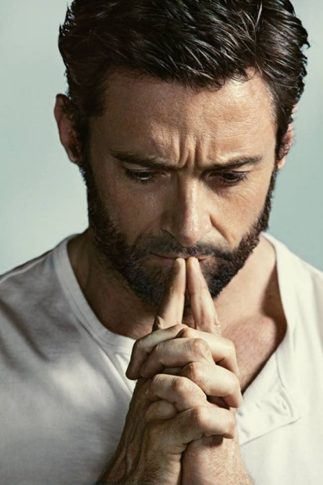 Hugh Jackman by Nino Muñoz for GQ Australia