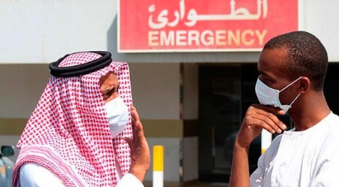 Virus Flu Arab (Virus Korona) di Arab Saudi
