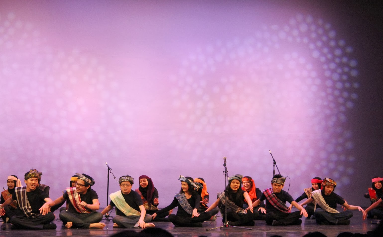 International Week 2014 Performance