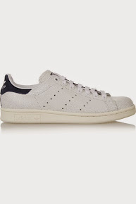 Adidas originals - crackled leather