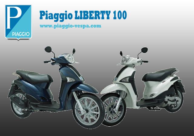 Harga Piaggio LIBERTY 100 - 2014 | Surabaya - Jawa Timur