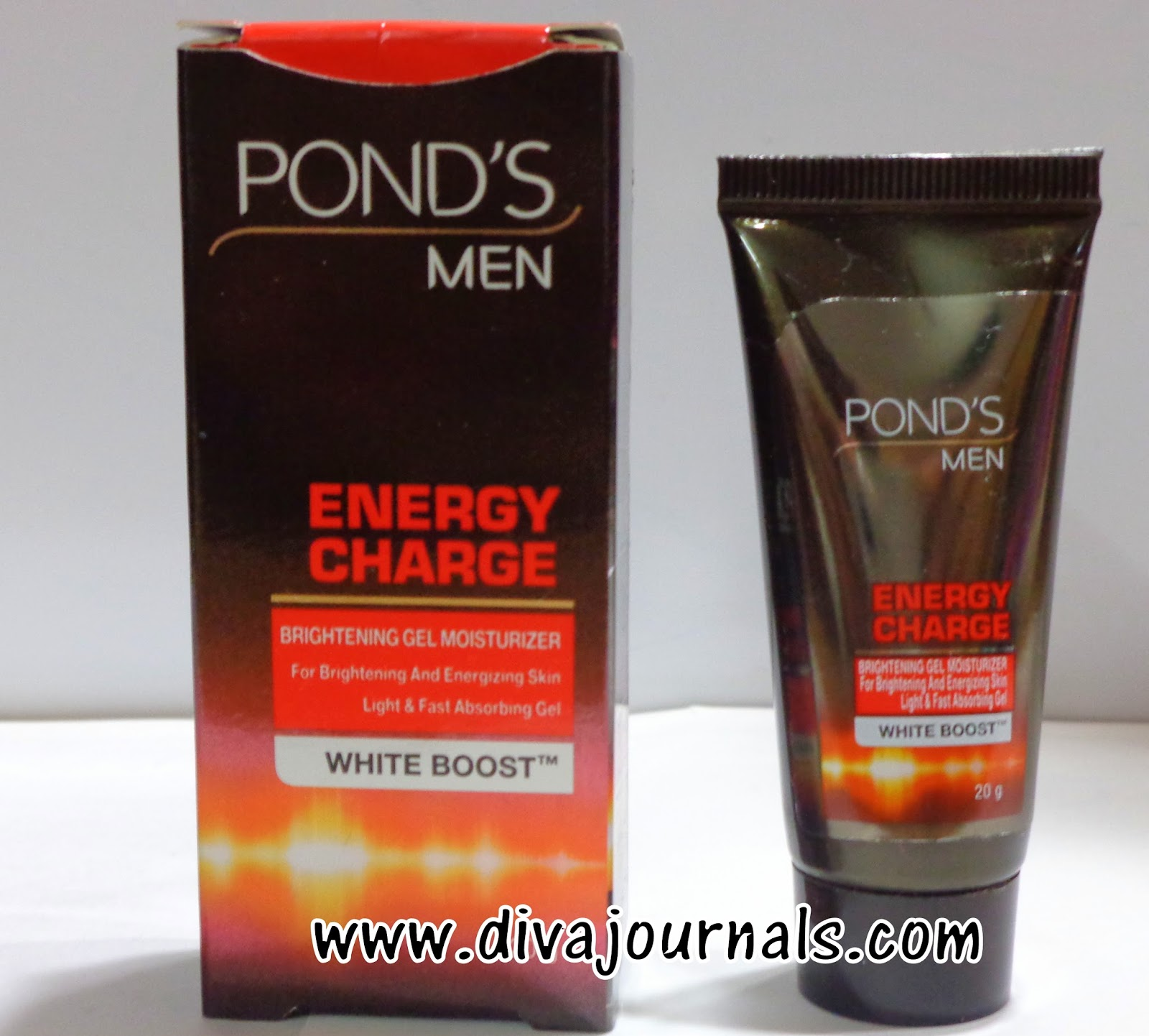 Ponds Men Brightening Gel Moisturiser