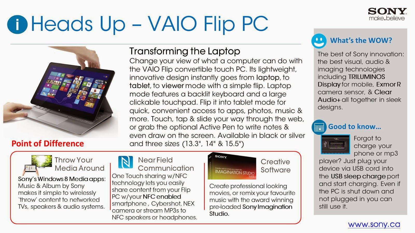 Sony vaio t13 review 2 alphr - Click Here For More Info On Vaio