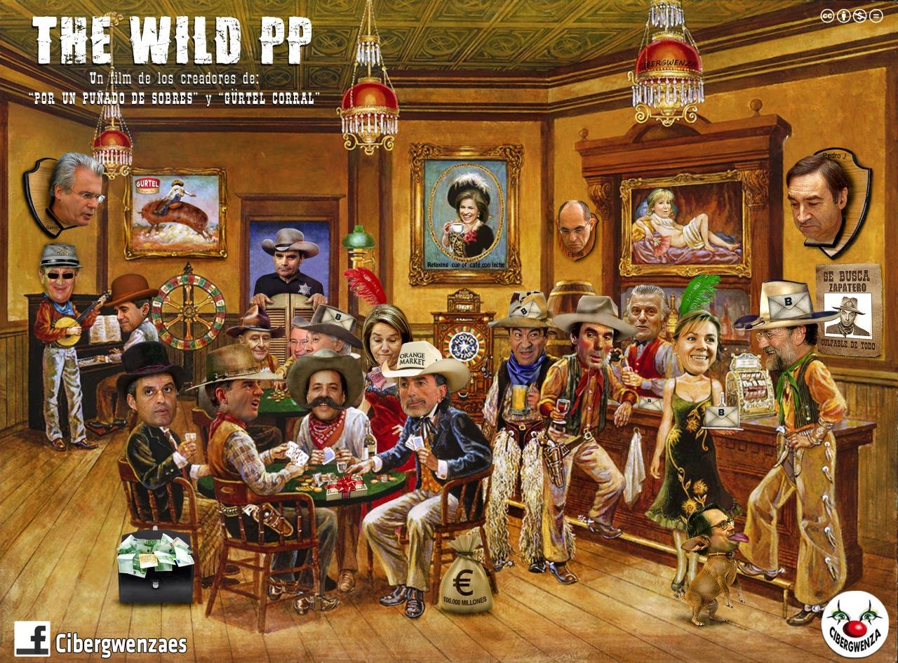 PP,corrupción,Cibergwenza