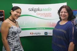 ENTREVISTA EN SALGALÚ RADIO