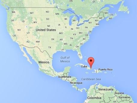Guantanamo Haritada Yeri