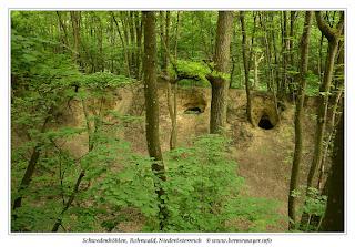 Schwedenhöhlen Rohrwald