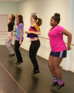 tap musical theater charlotte