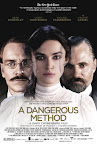 A Dangerous Method, Announcement Poster