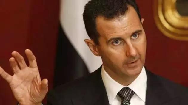 Ο Άσαντ απευθύνει έκκληση για προστασία των κατοίκων του Χαλεπίου από τους τρομοκράτες