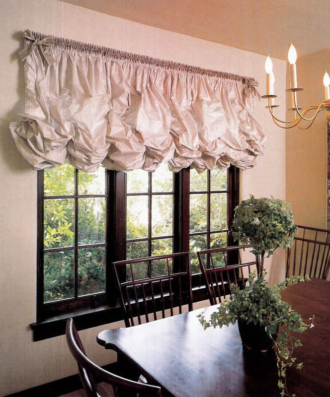 Balloon Curtains