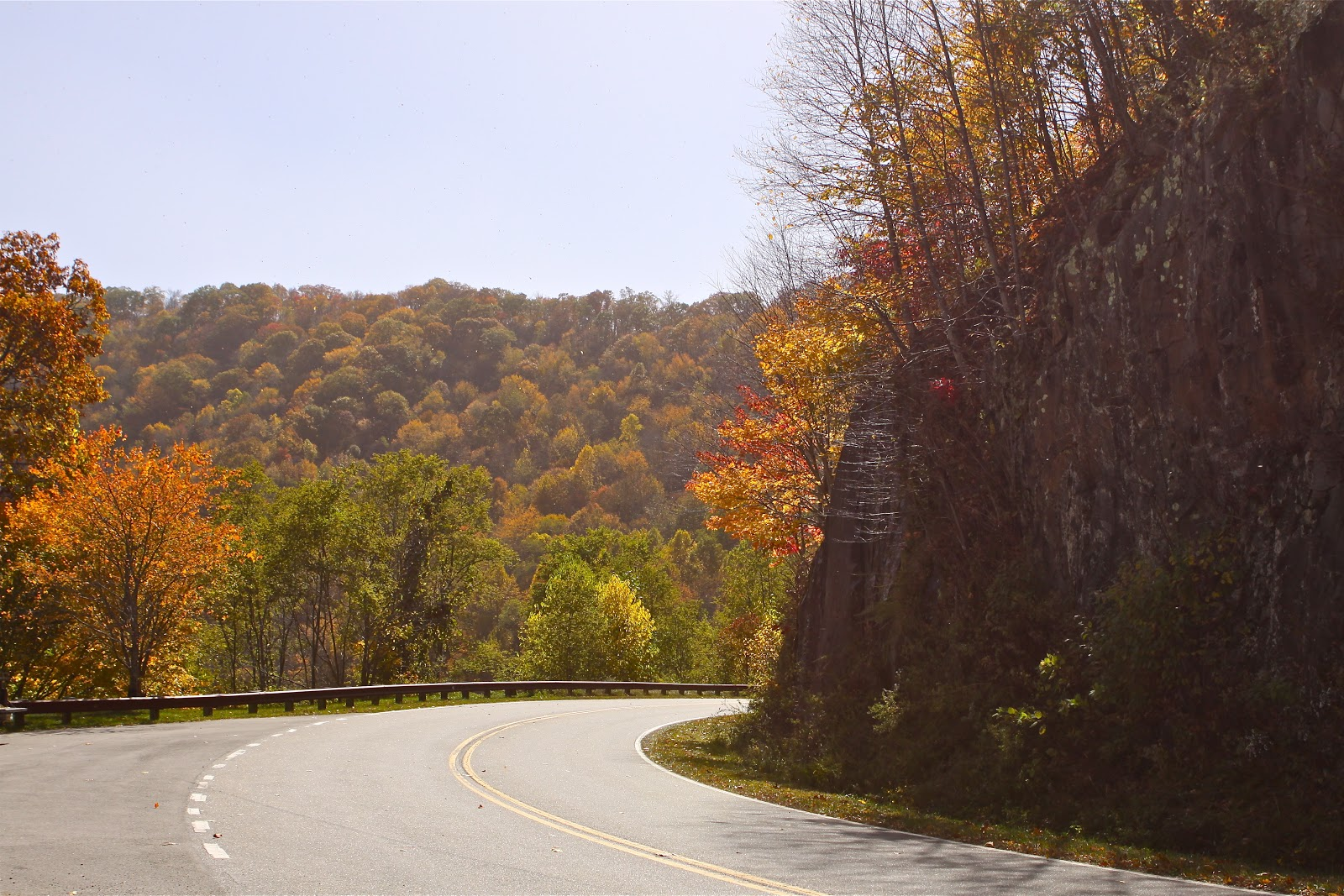 sweet southern days scenic cherohala skyway. Black Bedroom Furniture Sets. Home Design Ideas