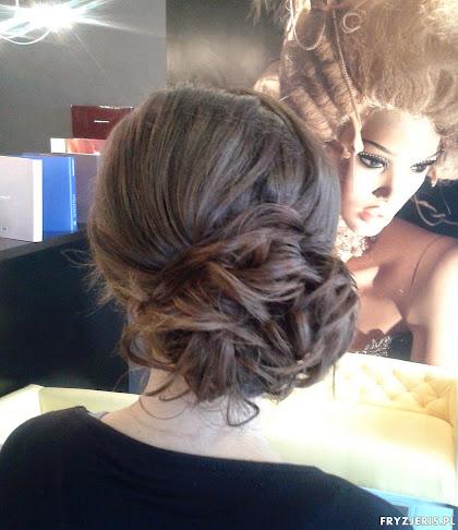 fryzura ślubna 23