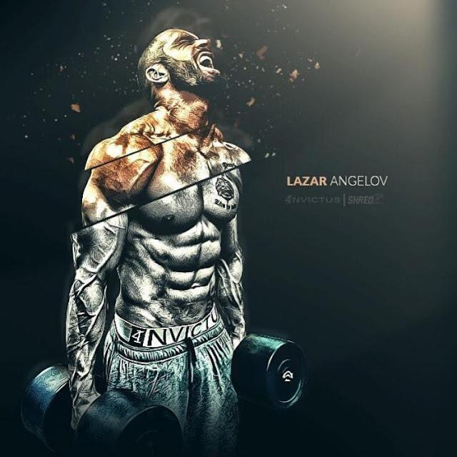 Lazar Angelov 4invictus