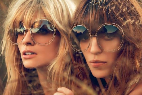 occhiali da sole tondi trend primavera estate 2014 occhiali da sole di moda estate 2014 tendenza occhiali da sole primavera estate 2014 fashion blogger italiane milano mariafelicia magno blogger di colorblock by felym colorblock by felym fashion blog di mariafelicia magno come indossare gli occhiali da sole tondi abbinamenti occhiali da sole tondi