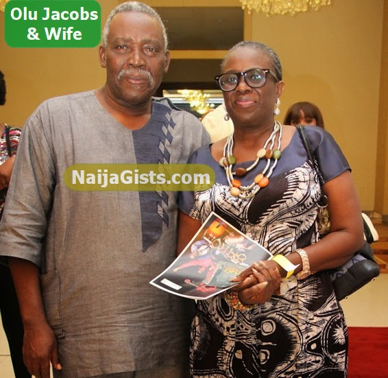 olu jacob wife joke silva