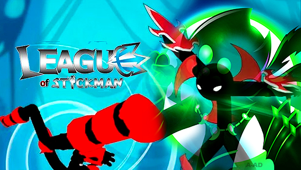 League of Stickman v1.6.1 Apk Miki