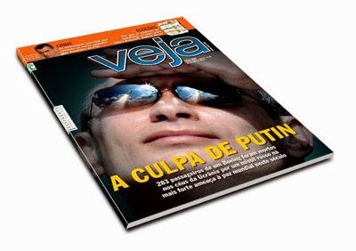 Revista Veja – Ed. 2383 – 23.07.2014