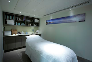 john lewis liz earle facial treatment room