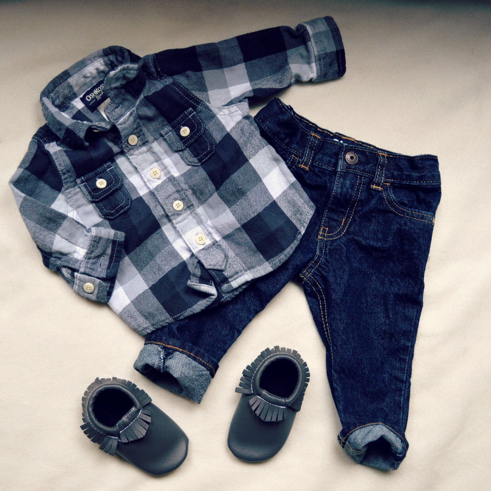 Kids outfit inspirations with Oshkosh B'gosh (sponsored) #mc #givehappy