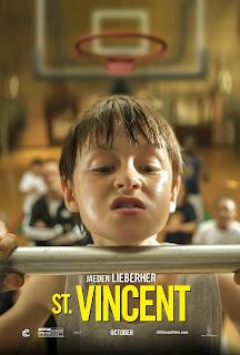 St Vincent Poster Jaeden Lieberher